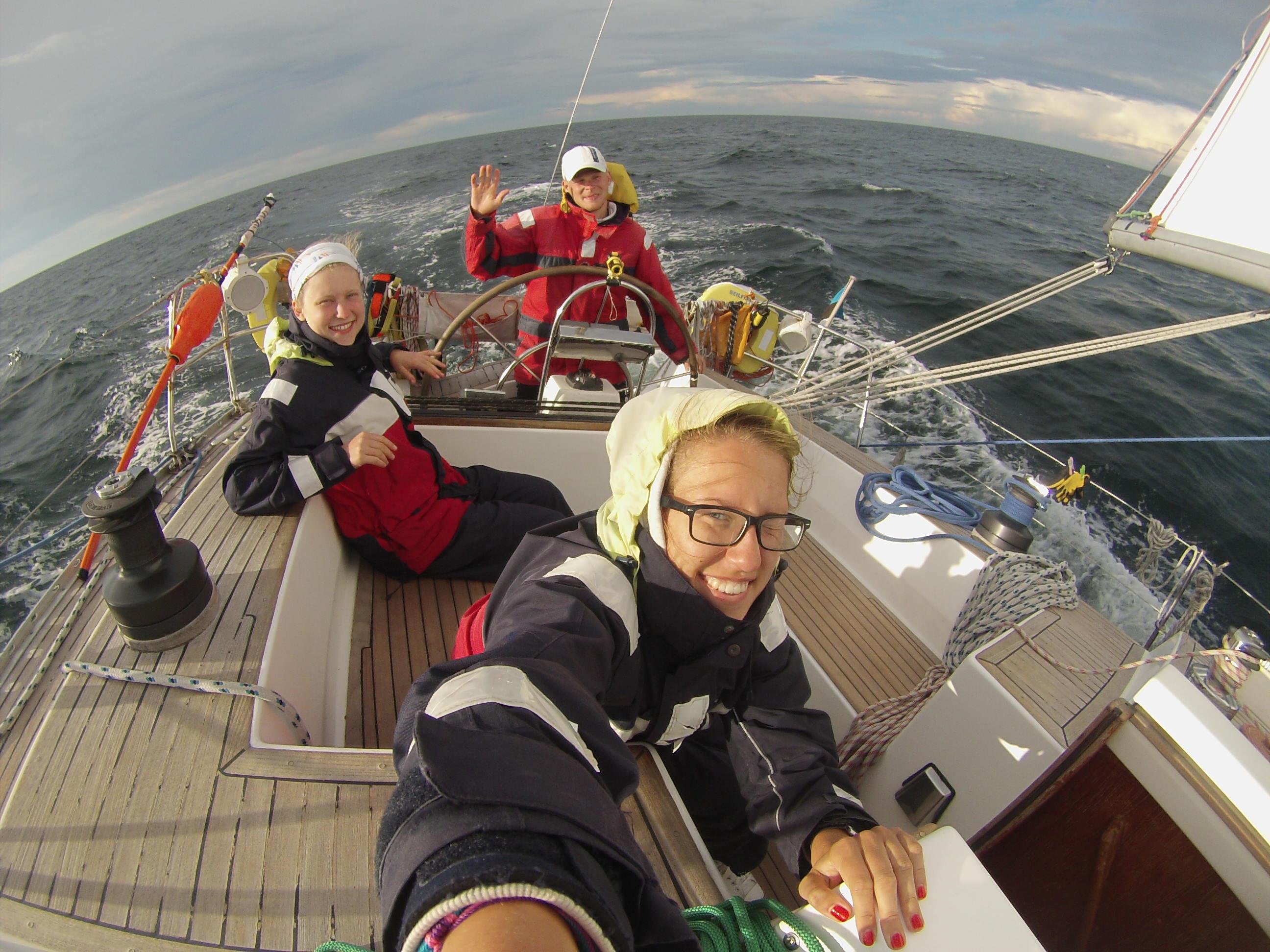 Omaani rahadega Põhjamerest Läänemerre